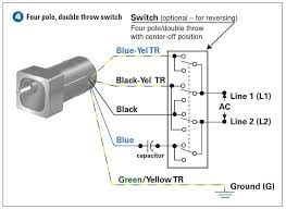 4 wire ac motor wiring diagram in 4 wire ac motor wiring bodine psc switch connections 04 06 05 20142 in 4 wire ac motor wiring diagram