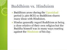 buddhism powerpoint buddhism vs