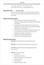 Resume Samples Format Best Of Resume Format Accountant Accounting Resume Templates Free Samples