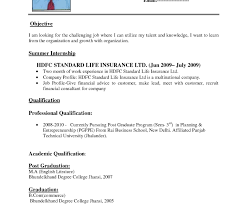 Resume Format Pdf File Free Download Template Cv In Ms Word 2010 ...