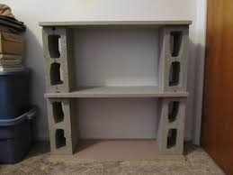 cinder block bookshelf cinder block bookshelf outdoor cinder block fireplace plans