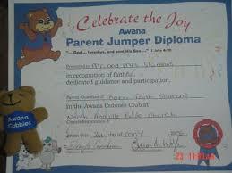 Awana Certificate Of Award Awana Certificate Of Award Under Fontanacountryinn Com