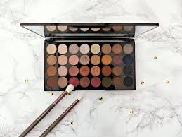 review makeup revolution ultra 32 shade eyeshadow palette in flawless