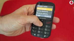 Alcatel 2000x, il telefono mobile ...