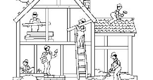 Kleurplaten Huis Bouwen Brekelmansadviesgroep