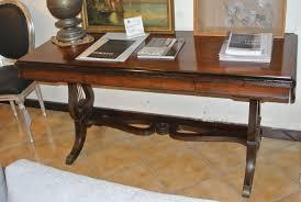 Tavolo consolle antico