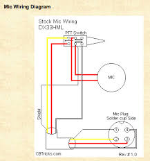 cobra mic wiring diagram 4 pin wiring diagram and schematic design collection uniden mic wiring diagram pictures wire