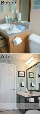 Small Picture 25 best Tiny bathroom makeovers ideas on Pinterest Small