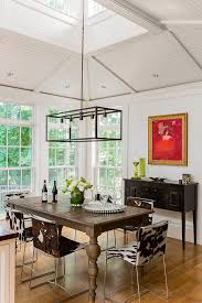 brilliant glass chandeliers for dining room 24 rectangular chandelier designs decorating ideas design