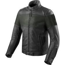 sentinel rev it nova vintage leather motorcycle jacket