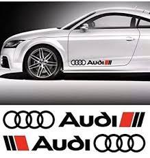 Details About Tsg Audi A1 A2 A3 A4 A5 A6 A7 A8 Vinyl Sticker
