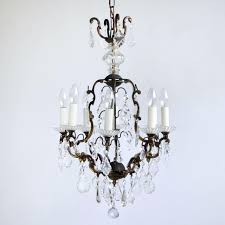 chandeliers bird cage chandelier delicate early brass birdcage chandelier with glass pans for white