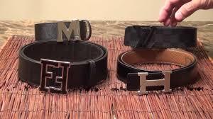 Designer Louis Vuitton Belts Which Is Better 4 Designer Belt Quality Comparison