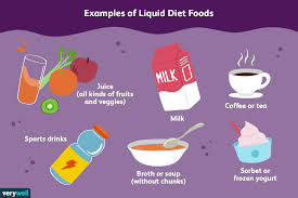 Liquid Diet Chart For Weight Loss Full Liquid Diet Benefits And How It Works