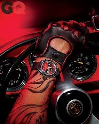 red alert the watch color of the season photos gq all these watches are in a word aggressive from the dials to the