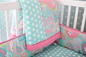 incredible paisley ba bedding paisley crib bedding aqua ba bedding baby bedding sets for girls plan