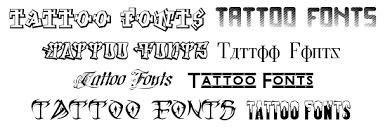Font Styles For Tattoos Foto Grafia Livia Tattoo Fonts Style