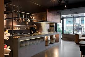 restaurant open kitchen concept. Restaurant Concept Business. Open Kitchen Layouts Restaurant Open Kitchen Concept