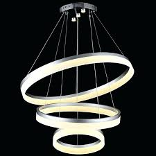 led light for chandelier beautiful 40 best of 3 ring chandelier light and lighting 2018 for