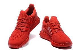 adidas shoes 2016 for men red. 2016 adidas yeezy ultra popcorn boots men running shoes all red for d