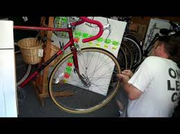 Bicycle Speedometer Calibration Chart 3 Ways To Measure A Bicycle Wheel Wikihow