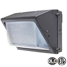 exterior led lighting. axis led lighting 90-watt bronze 5000k outdoor wall pack with glass refractor natural exterior led
