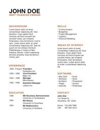 resume template apple - Templates.memberpro.co