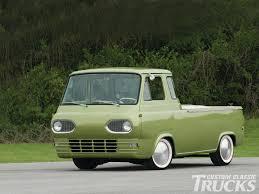 1962 Ford E-100 Econoline Deluxe Cab - Custom Classic Trucks ...