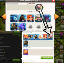 Clash Of Clans Troop Chart Donate More Troops In Clash Of Clans