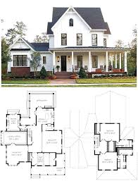 old farmhouse floor plans plan country original