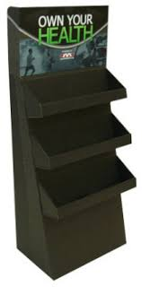 Product Display Stands Canada Custom Corrugated Cardboard Display Stands Floor Displays 20