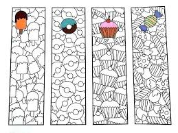 Bookmark Coloring Pages Bookmark Coloring Pages Steampunkstyle Co