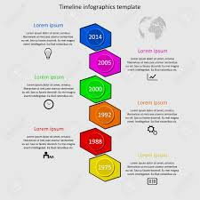 Company History Template Infographic Timeline Company History Template Biggest Milestones 1