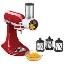 KitchenAid Fresh Prep Slicer/Shredder Stand Mixer Attachment Pack