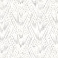 Witte Geblazen Vinyl Behang Reliëf Geweven Structureerden Fan Artex