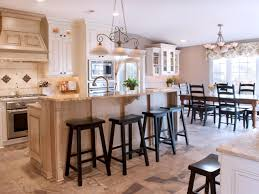 Open Concept Kitchen Dining Room Living Decor Layout 98 Beautiful