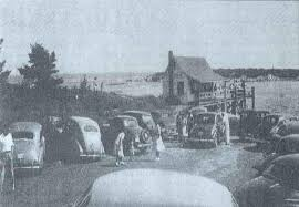 Lands End Bailey Island Harpswell Maine Circa 1940s