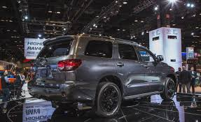 Toyota: 2019 Toyota Sequoia SUV Is Coming Soon - 2019 Toyota ...