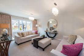 Show Home Bedroom Launch Of The Louisville Showhome At Kemsley View Aboyne