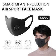 Ready Stock Xiaomi <b>SmartMi</b> PM2.5 Haze <b>Mask</b> KN95 Purely Anti ...