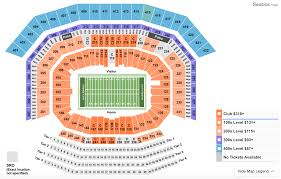 49ers Seating Chart Prices How To Find The Cheapest 49ers Vs Rams Tickets In 2019