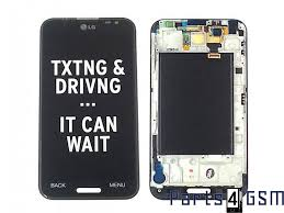 LG Optimus G Pro E985 LCD Display + ...