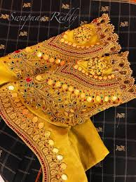 Full Embroidery Blouse Designs Fashion Embroidery Embroideryblouse Wedding Saree Blouse