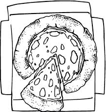 Small Picture Pizza coloring pages free to print ColoringStar