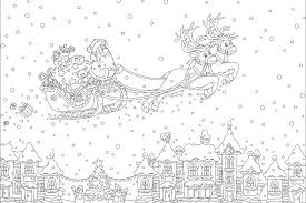 Printable Childrens Christmas Coloring Pages Free Preschool Bible