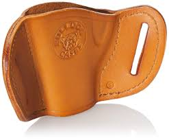 Bulldog Holsters Size Chart Bulldog Tan Molded Leather Belt Slide Holster