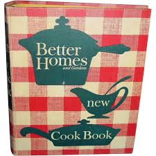 vintage 1962 cookbook better homes and gardens new cook book 5 ring best antiques ruby lane
