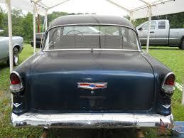 Chevy BelAir 2 Door Post Upgraded Barn Find Lotsa New Stuff - 55 ...