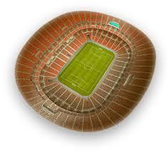 Camp Nou Stadium Seating Chart 3d Digital Venue Mobile Media Content