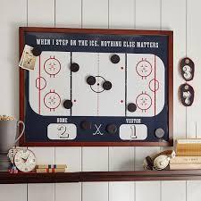 incredible inspiration hockey wall art home decoration ideas magnet organization pbteen decals canada canvas stick